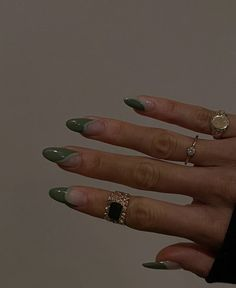 Stylish Nails, Trendy Nails, Acylic Nails, Nagellack Design, Nail Ring, Nail Jewelry, Jewellery, Funky Nails, Edgy Nails