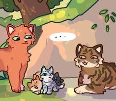 Warrior Cats Funny, Warrior Cats Comics, Warrior Cat Memes, Warrior Cats Series, Warrior Cats Books, Warrior Cat Drawings, Warrior Cats Fan Art, Cat Comics, Warriors Memes