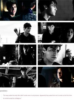 Malec feels!!! By the Angel this ship is gonna kill me... (Scratch that thought out, it already has)