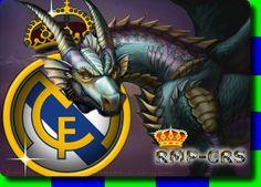 REAL MADRID DRAGÓN por Rmadridistax10 - Escudo - Fotos del Real Madrid