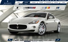 Have you already tried the Maserati Car Configurator?  Build your ideal Maserati. Choose the color, fittings, optionals and accessories; save and share your creations. The possibilities are endless…We are looking forward to your posting the images of your favorite configurations!