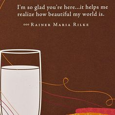 Positively Green. Rainer Maria Rilke Read the book Shiver by Maggie Stiefvater. Talks all about Rilke.