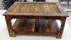 Pallet Coffee Table    -  #pallets