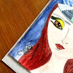 Image of Original Artworks - All that she want's