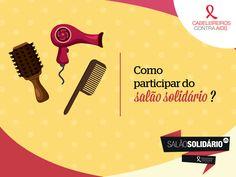 LAETA HAIR FASHION SALÃO DE BELEZA: SALÃO SOLIDÁRIO
