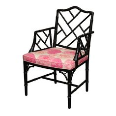 I bought a similar chair that is still in it's original shape. Can't wait to paint it and figure out a new cushion. <3