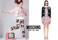 e1d2d63154efdf Flintstones Inspired Fashion by Moschino for Spring Summer 2015