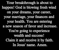Morning Inspirational Quotes, Uplifting Quotes, Spiritual Fast, Positive Thoughts, Positive Quotes, Prayer For My Family, Scripture For Today, Powerful Scriptures, Creative Visualization