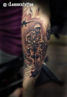 my halfsleeve world war 2 memorial done by zoltan kriszan aka dr singer tattoos pinterest. Black Bedroom Furniture Sets. Home Design Ideas