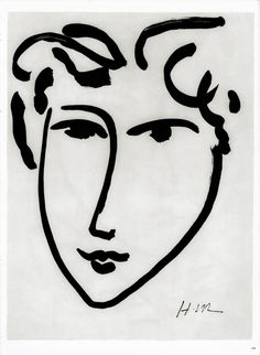 Henri Matisse - the simplicity & sublime