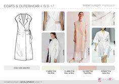 SS17 |  Женская одежда |  Разработка |  впечатление