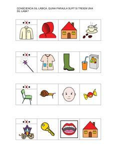 Catalan Language, Conte, Kids And Parenting, Comics, Speech Therapy, Teaching Supplies, Special Education, School, Dyslexia