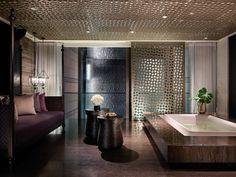 Owen Raggett, Architectural photographer Singapore. Rosewood Hotel, Bangkok, Thailand. Rosewood Hotel, Architectural Photographers, Guest Room, Singapore, Mirror, Architecture, Luxury, Bangkok Thailand, Interior