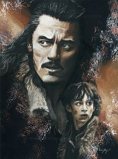 "Bard the Bowman - Legacy by Fayeren.deviantart.com on @deviantART - From ""The Hobbit"""