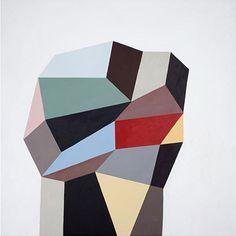 Paintings by Nathalie Du Pasquier 4