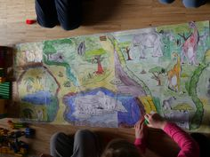 The Map of the Zoo