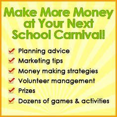 Stimson middle school carnival prizes