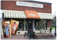 Southern Posh Fort Meade, Finding Yourself, Southern, Outdoor Decor