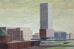 Kunstkonsulat Düsseldorf, O&O Baukunst