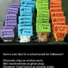 Such a cute idea to for the office as well as for students