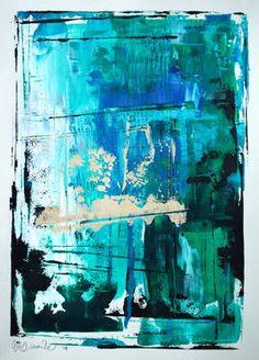 Aqua Composition 14-16