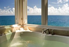 i wish I was here...in this tub...right now