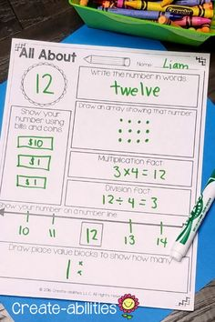 3rd Grade Place Value Math Centers - This 270 page resource is PACKED full of great math materials for third graders! With purchase you'll find 25 games and center activities for place value, rounding, multiplication, and division! Each print and go center is tailored specifically for 3rd grade homeschool and classroom students! Plus you'll love the extensions and variations available too! Click through to get all the details now. $ 3rd Grade Classroom, 3rd Grade Math, Classroom Ideas, Place Value Blocks, Place Values, Activity Centers, Math Centers, Third Grade Centers, Math Wall