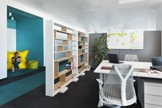 Paysafe Office by Cache Atelier - Office Snapshots