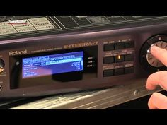 Roland INTEGRA-7 SuperNATURAL Sound Module Demo - Sweetwater Sound
