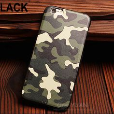 Hot sale Army Camouflage Case Cover Skin For Apple iphone 6 / 6 Plus TPU Cover Navy Army soldier military Style Phone cases