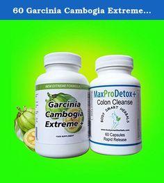 Neuer Fatburner Garcinia Cambogia
