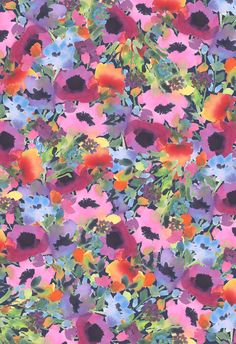 Textile / Surface Design by Pamela Gatens www.pamelagatens.com