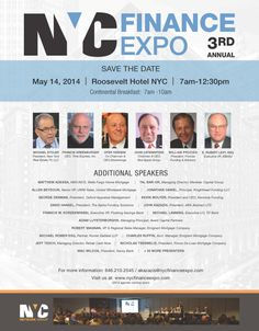 Realty Executives of New York: NYC Finance Expo Info