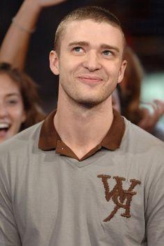Justin Timberlake. can't get enough of him!