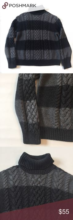 NWT Michael Kors men sweater XL Amazing sweater from Michael Kors! Lush and luxurious ! Size XL. Must have for cold days. Michael Kors Sweaters Turtleneck