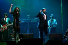Guy Sebastian Concert - Carmen & Gary Pinto