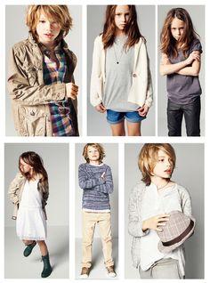 Kids lookbook -Zara