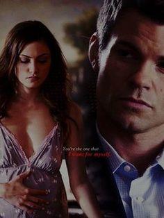 The Originals   The Vampire Diaries   Hayley & Elijah