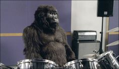Cadbury, Gorilla: Supposedly this ad is based on the idea that for women, anticipation of the moment when they can have some chocolate makes the entire experience even more intense. Ok, sure. Fine. I just think you can't beat Phil Collins and a Gorilla