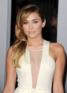 Miley Cyrus, I love this hair