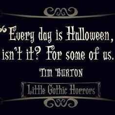 Halloween, Love Tim Burton!!!!!