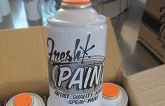 great site ranking various brands of spray paint