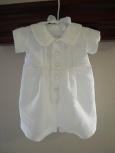 Perfect Christening, Dedication, Baptism or Blessing Outfit