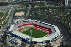 FC Nürnberg Grundig Stadion Capacity: 50.000