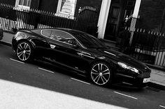 Aston Martin DBS. Drool.
