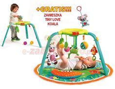 TINY LOVE MATA EDUKACYJNA 1-2-3 ROSNĘ TL120480 + GRATIS - MATY EDUKACYJNE - sklep z zabawkami e-zabawkowo.pl