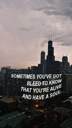 True soul pain sadness depression healing