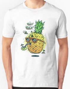 Juicy Juicy Pineapple T-Shirt.