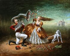 ༺Michael Cheval༻
