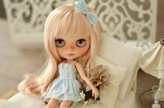 RESERVED FOR M.  Lana  Artdoll OOAK Custom by MaPoupeeCherie